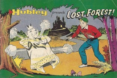 Hubley Manufacturing Co.'s Hubley Presents: Lost Forest Issue nn