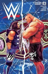 BOOM! Studios's WWE Issue # 23