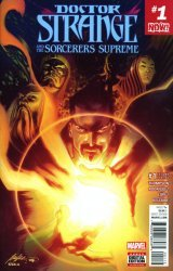 Marvel Comics's Doctor Strange and the Sorcerers Supreme Issue # 1 - 2nd print
