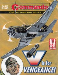 D.C. Thomson & Co.'s Commando: For Action and Adventure Issue # 4322