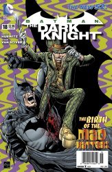 DC Comics's Batman: The Dark Knight Issue # 18