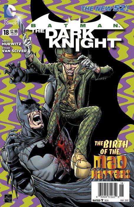 batman the dark knight comic pdf