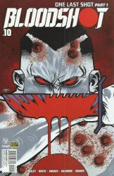 Valiant Entertainment's Bloodshot Issue # 10d