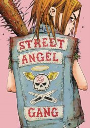 Image Comics's Street Angel: Gang Hard Cover # 1