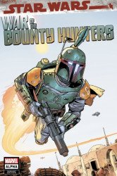 Marvel Comics's Star Wars: War of the Bounty Hunters - Alpha Issue # 1bigtime-a