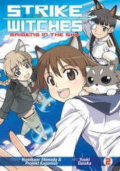 Seven Seas Entertainment's Strike Witches: Maidens In The Sky Soft Cover # 2