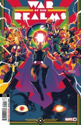 Marvel Comics's War of the Realms: New Agents of Atlas Issue # 4 - 2nd print