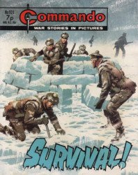 D.C. Thomson & Co.'s Commando: War Stories in Pictures Issue # 921