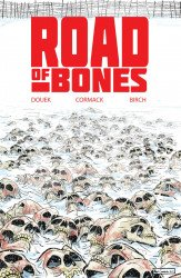 IDW Publishing's Road of Bones TPB # 1