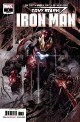 Marvel Comics's Tony Stark: Iron Man Issue # 2