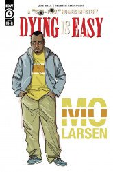 IDW Publishing's Dying is Easy Issue # 4ri-b