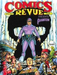 Manuscript Press's Comics Revue Presents Issue # 16