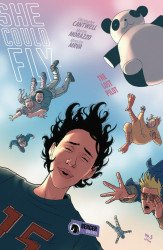 Dark Horse Comics's She Could Fly: Lost Pilot Issue # 5