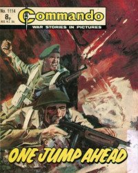D.C. Thomson & Co.'s Commando: War Stories in Pictures Issue # 1114
