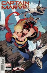 Marvel Comics's Captain Marvel Issue # 11b