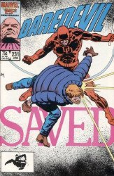 Marvel Comics's Daredevil Issue # 231