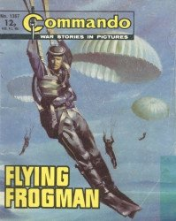 D.C. Thomson & Co.'s Commando: War Stories in Pictures Issue # 1367