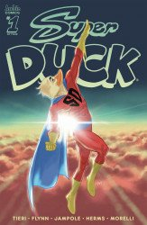 Archie Comics Group's Super Duck Issue # 1d