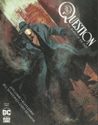 DC Black Label's The Question: The Deaths of Vic Sage Issue # 1