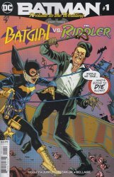 DC Comics's Batman: Prelude to the Wedding - Batgirl vs. Riddler Issue # 1