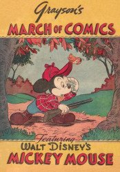 Western Printing Co.'s March of Comics Issue # 27c