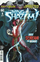 DC Comics's The Infected King SHAZAM! Issue # 1