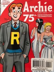 Archie Comics Group's Archie: 75th Anniversary Digest Issue # 11