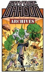 Image Comics's Savage Dragon Archives TPB # 9
