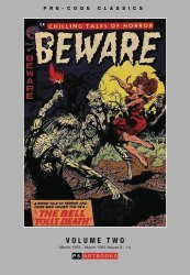 PS Artbooks's Pre-Code Classics: Beware Hard Cover # 2