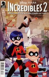 Dark Horse Comics's Disney Pixars Incredibles 2: Crisis In Mid-Life & Other Stories Issue # 3