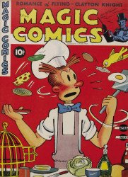 David McKay Publications's Magic Comics Issue # 33