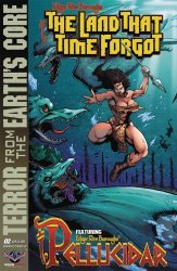 American Mythology's Edgar Rice Burroughs' The Land That Time Forgot: Terror from the Earth's Core Issue # 2