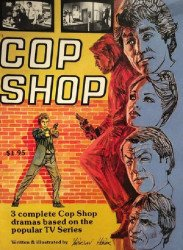 Project Publications's Cop Shop Issue nn