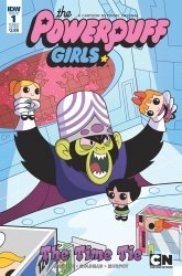 IDW Publishing's Powerpuff Girls: Time Tie Issue # 1sub-b