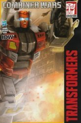 IDW Publishing's Transformers: Combiner Wars - Deluxe Issue # 2