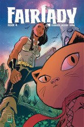 Image Comics's Fairlady Issue # 4b