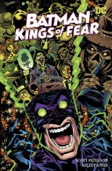 DC Comics's Batman: Kings of Fear TPB # 1
