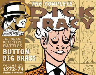 IDW Publishing's Complete Chester Gould's Dick Tracy Hard Cover # 27