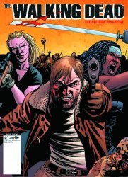 Titan Comics's The Walking Dead: The Official Magazine Issue # 18b