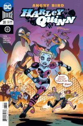 DC Comics's Harley Quinn Issue # 38