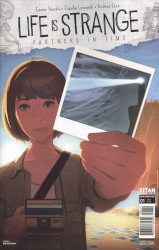 Titan Comics's Life is Strange: Partners in Time Issue # 1