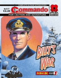 D.C. Thomson & Co.'s Commando: For Action and Adventure Issue # 5177