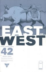 Image Comics's East of West Issue # 42