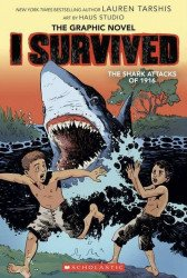 Graphix's I Survived: The Shark Attack of 1916 TPB # 1