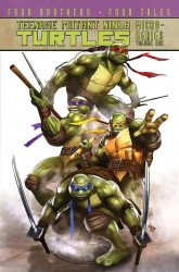 IDW Publishing's Teenage Mutant Ninja Turtles: Micro-Series  TPB # 1b