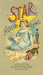 Schultz & Co.'s Star Nursery Rhymes for the Little Folks Issue nn