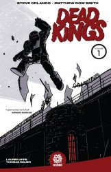 After-Shock Comics's Dead Kings TPB # 1