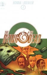 Image Comics's The Dying and The Dead Issue # 4