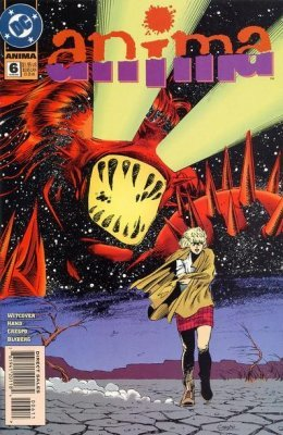 Anima (1993-1995) Dc-comics-anima-issue-6