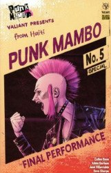 Valiant Entertainment's Punk Mambo Issue # 5d